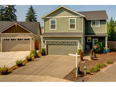 Vancouver WA Single Family Home For Sale: $379,000