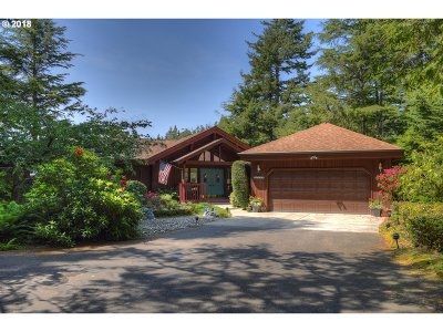 Bandon Single Family Home For Sale: 88603 Weiss Estates Lane