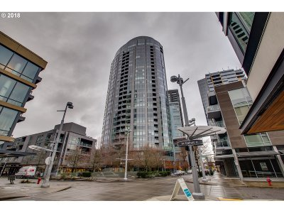 Condo/Townhouse For Sale: 3601 SW River Pkwy #2502