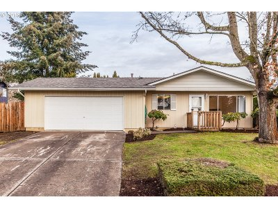 Salem Single Family Home For Sale: 3978 Middle Grove Dr