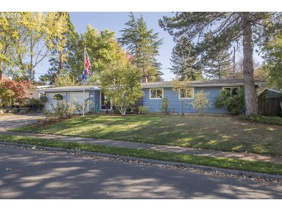 Single Family Home For Sale: 12976 SW 64th Ave