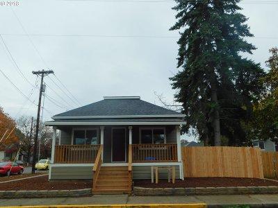 Salem Single Family Home For Sale: 1396 Tripp St SE