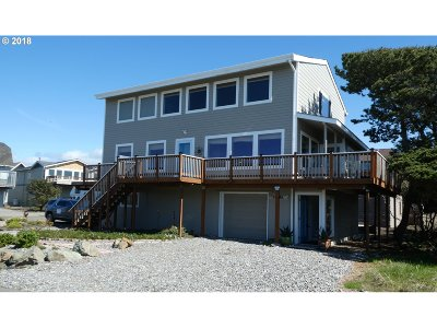 Gold Beach OR Single Family Home For Sale: $514,000