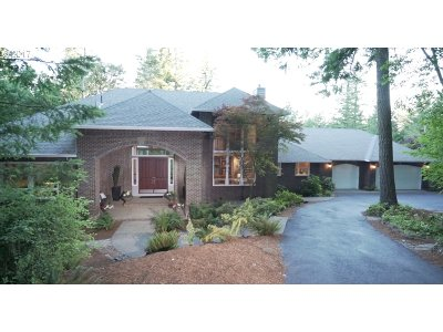 Multnomah County Single Family Home For Sale: 12222 NW Old Germantown Rd