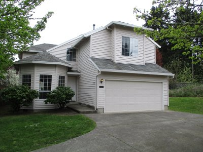 Beaverton Single Family Home For Sale: 17745 SW Cody Ln