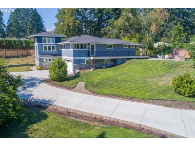 Tigard Single Family Home For Sale: 13185 SW 115th Ave