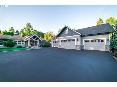 Elmira, Veneta Single Family Home For Sale: 86159 Territorial Hwy
