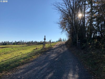 Clackamas County, Washington County, Multnomah County Farm & Ranch For Sale: 27560 SE Stone Rd