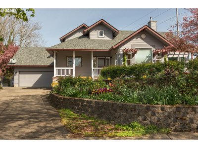 Milwaukie Single Family Home For Sale: 6897 SE Brigadoon St