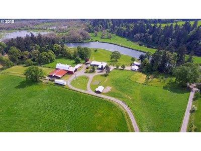 La Center WA Single Family Home For Sale: $1,550,000
