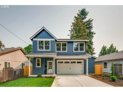 Single Family Home For Sale: 4870 NE 76th Ave
