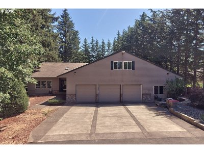 McMinnville Single Family Home For Sale: 4451 NE Mineral Springs Rd