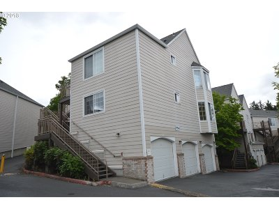 Condo/Townhouse For Sale: 17548 NW Springville Rd #1