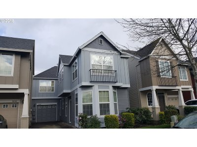 Beaverton Single Family Home For Sale: 6262 SW 205th Ave
