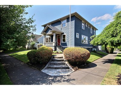 Single Family Home For Sale: 1603 SE 29th Ave