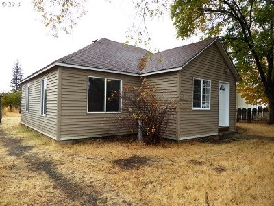 North Powder Single Family Home For Sale: 325 4th St