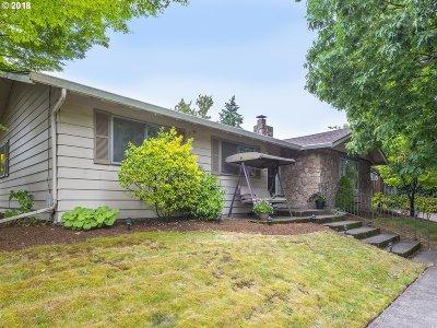 Portland Single Family Home For Sale: 6126 NE Klickitat St