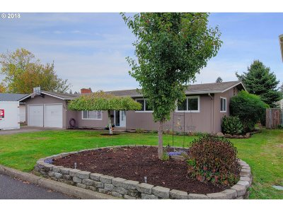 Woodburn Single Family Home Sold: 780 Gatch St