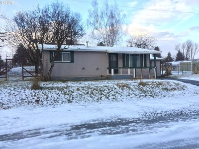 Elgin OR Single Family Home Sold: $124,900