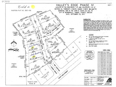 Newberg, Dundee, Mcminnville, Lafayette Residential Lots & Land Bumpable Buyer: NW Canyon Creek Dr #95