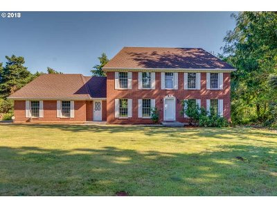 Sherwood Single Family Home For Sale: 15850 SW Bell Rd