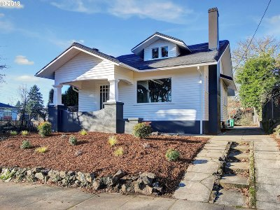 Single Family Home For Sale: 4513 NE 13th Ave