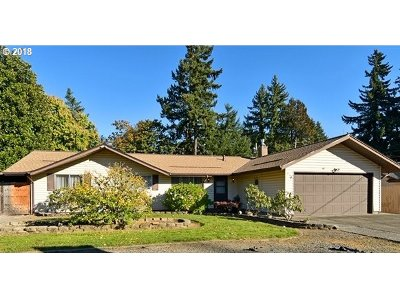 Single Family Home For Sale: 1834 SE 149th Ave