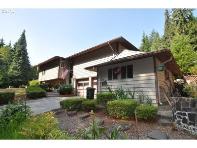 Westport Single Family Home For Sale: 90766 Alderwood Rd