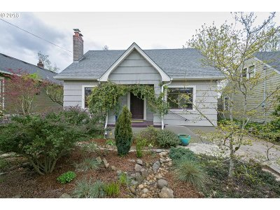Single Family Home For Sale: 3631 NE 70th Ave