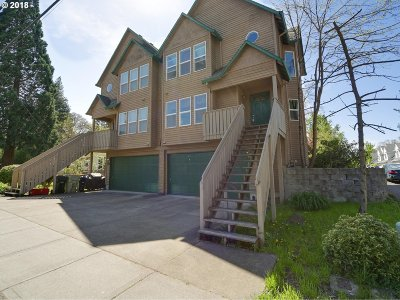 Beaverton Condo/Townhouse For Sale: 3173 SW 178th Ave