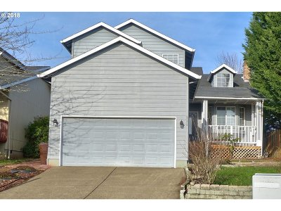 Single Family Home For Sale: 5525 NW Deerfield Way