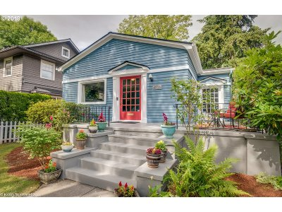 Single Family Home For Sale: 3445 NE 19th Ave