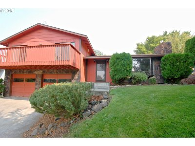 Pendleton Single Family Home For Sale: 3315 SW Ladow Ave