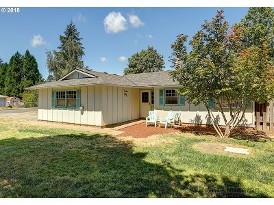 Oregon City Single Family Home For Sale: 20562 S Meadow Ave