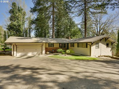 Single Family Home For Sale: 4625 SE Oxbow Pkwy
