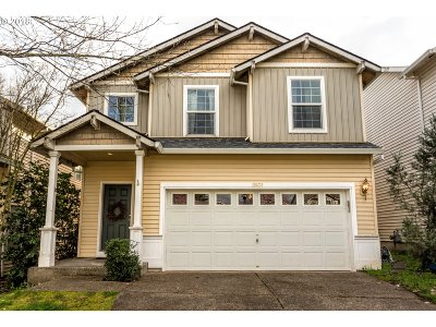 Wilsonville Single Family Home For Sale: 10526 SW Coleman Loop