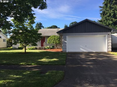 Salem Single Family Home For Sale: 3024 Edgewood Ave