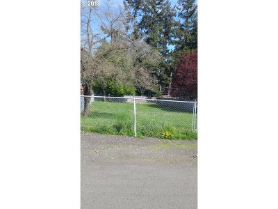 Portland Residential Lots & Land For Sale: SE 137th Ave