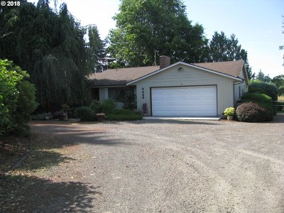 Canby Single Family Home For Sale: 9660 S Macksburg Rd