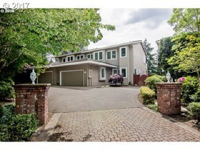 Wilsonville Single Family Home For Sale: 32074 SW Charbonneau Dr