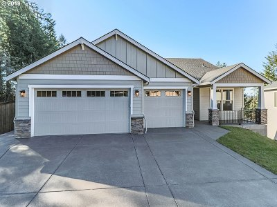 Camas Single Family Home For Sale: 2023 NW 40th Ave