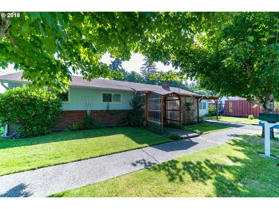 Stayton Single Family Home Sold: 642 N 6th Ave