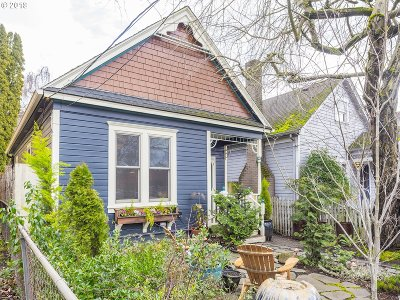 Single Family Home Bumpable Buyer: 1414 SE 36th Ave