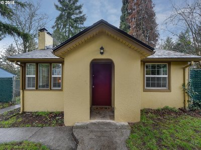 Vancouver Single Family Home For Sale: 3915 I St