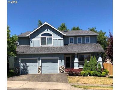 Gresham Single Family Home For Sale: 5185 SE 17th Ter