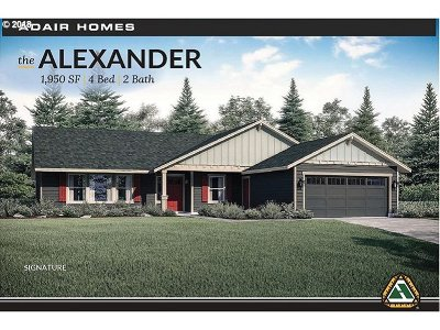 Sheridan Single Family Home For Sale: Gopher Valley Rd #Lot 2