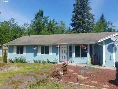 Skamania Single Family Home For Sale: 122 Winter Creek Rd