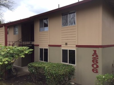 Portland Condo/Townhouse Bumpable Buyer: 12606 NW Barnes Rd #5