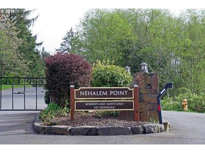 Nehalem Residential Lots & Land For Sale: 8 Bayloop Rd