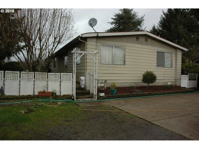 McMinnville Single Family Home For Sale: 4515 NE Riverside Loop